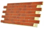 Facade finishing / Klinker brick panels